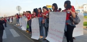 Cambodia, NagaWorld, casino strike, wages, Solidarity Center