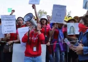 Cambodia, NagaWorld strike, wages, Solidarity Center
