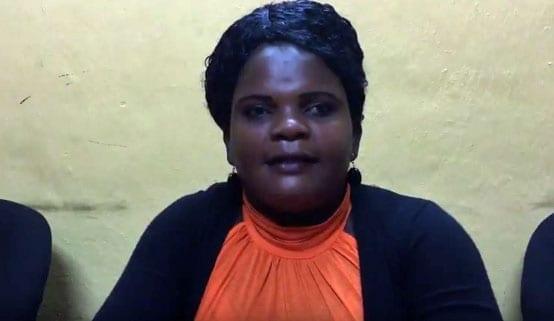 Alice Mwadzi, domestic worker, orgonizer