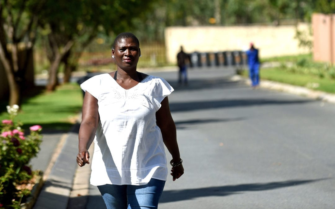 Migrant Domestic Worker in South Africa Improves Working Conditions with Union