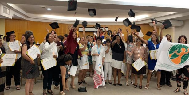 Latin America, domestic workers, worker rights, Solidarity Center
