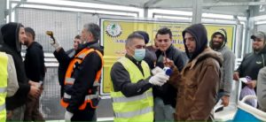 Palestine, covid-19, coronavirus, unions, Solidarity Center