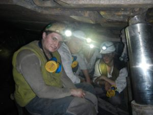 Ukraine, coal miner, worker rights, covid-19, coronavirus, Solidarity Center