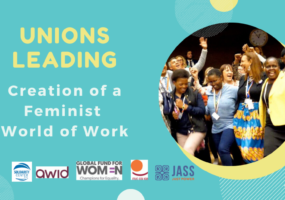 gender, gender-based violence at work, unions, feminism, Solidarity Center
