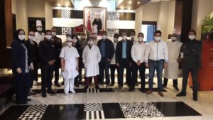 Morocco, hotel workers, COVID-19, worker rights, unions, Solidarity Center