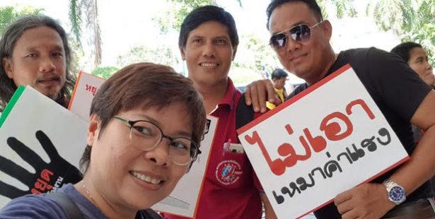 Thailand, COVID-19, coronavirus, worker rights, Solidarity Center