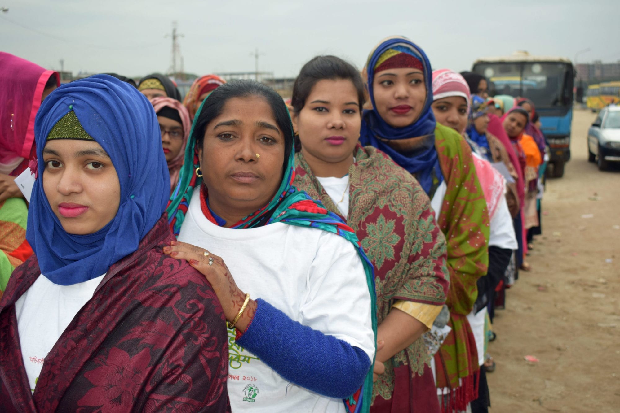 Bangladesh, migrant workers, worker rights, Solidarity Center