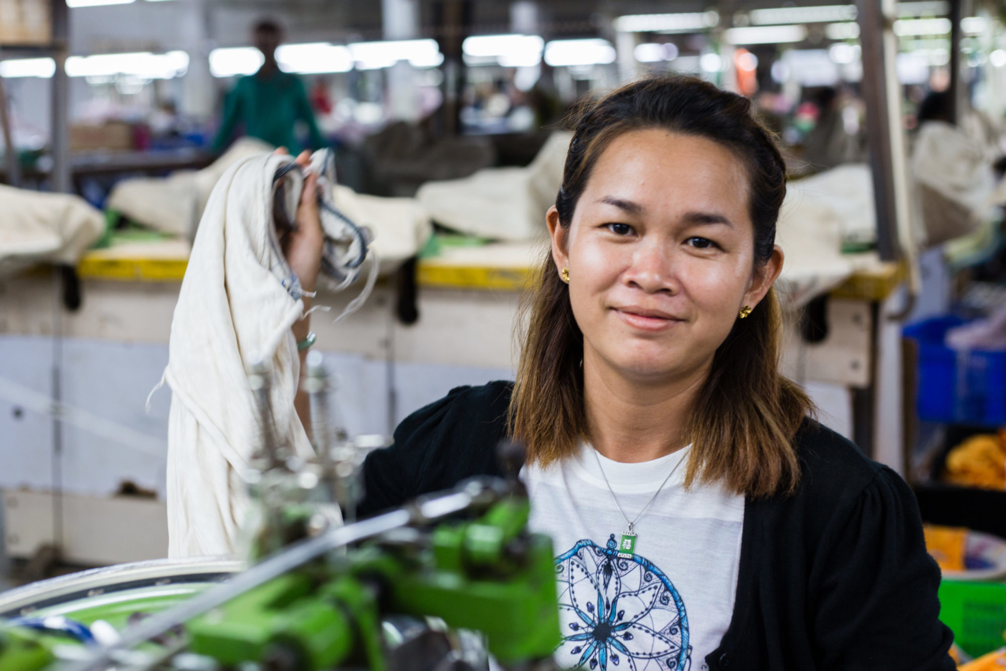 Cambodia, supply chains, garment worker, Solidarity Center, worker rights, human rights