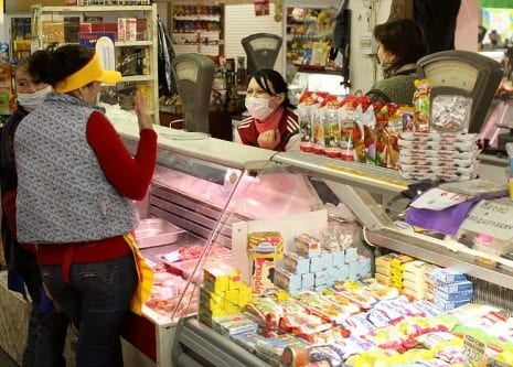 Ukraine, retail workers, worker rights, Solidarity Center