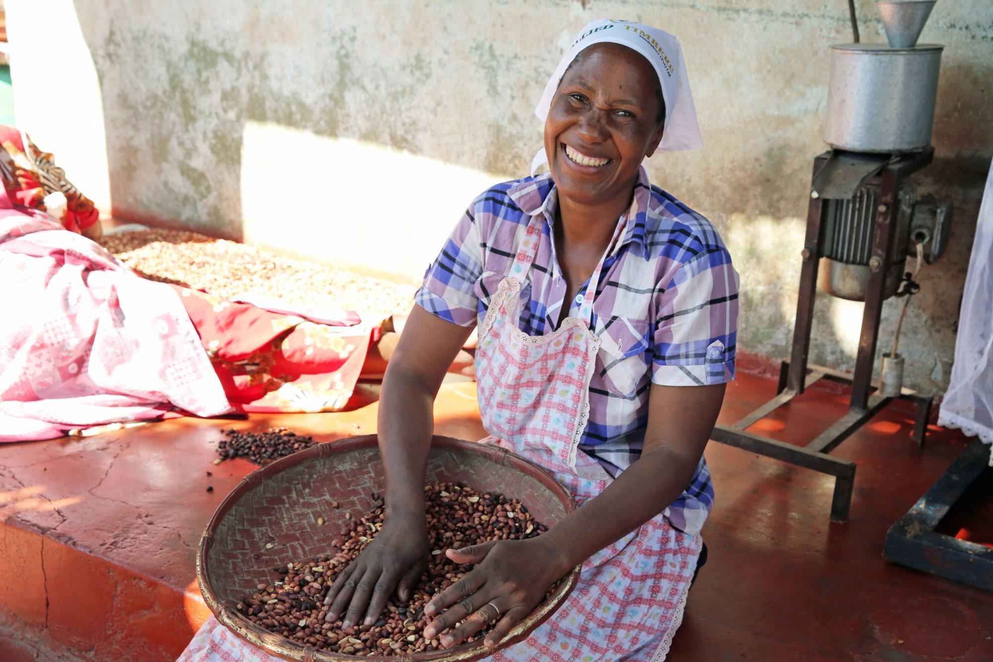 Zimbabwe, informal economy, worker rights, Solidarity Center