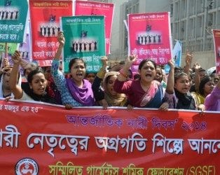 COVID-19: Bangladesh Garment Workers Stand Up for Rights