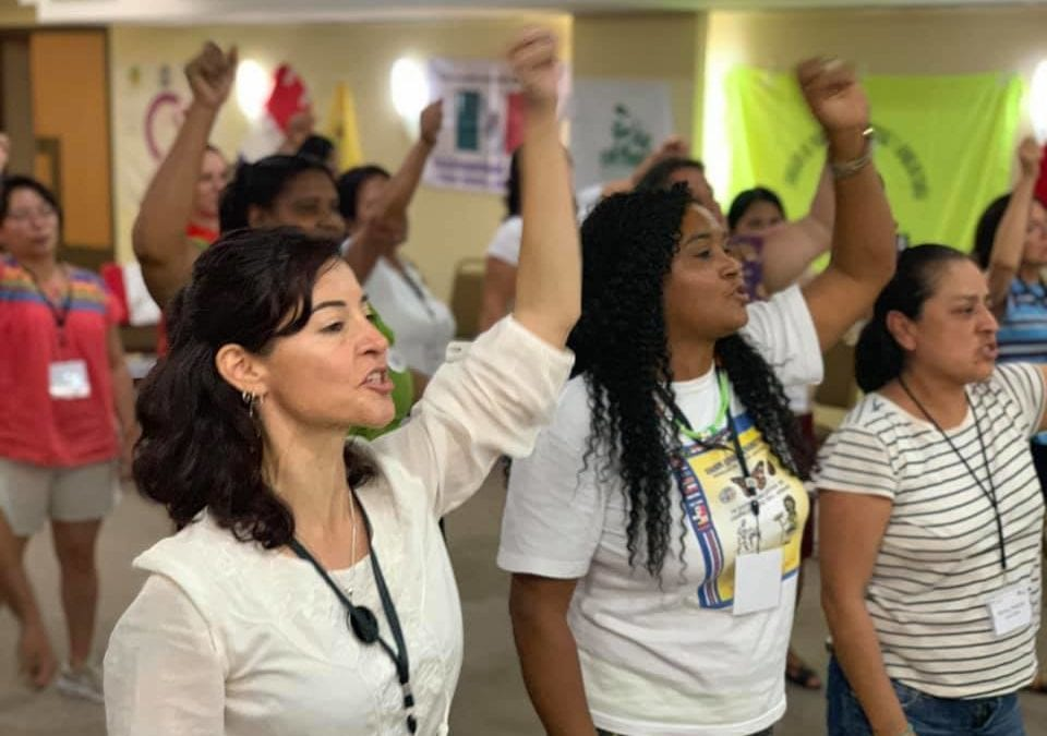 Latin America, domestic workers, Solidarity Center