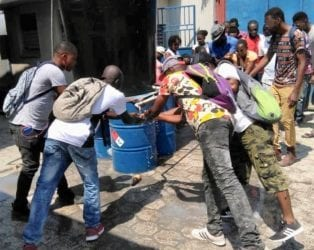 Back at Work, Haiti Garment Workers Risk COVID-19