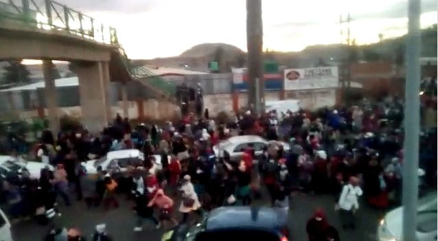 Lesotho Garment Workers Strike, Win Back Pay