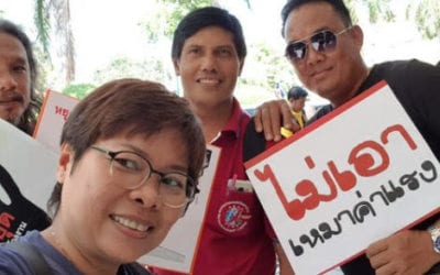 Thai Union Organizer Connects COVID-19 and Worker Rights