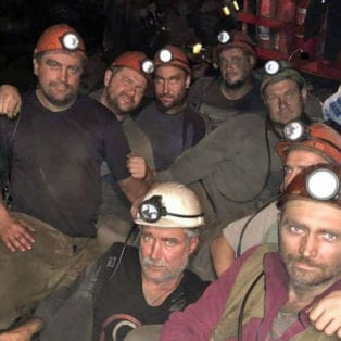 Ukraine Workers Mobilize Against COVID-19