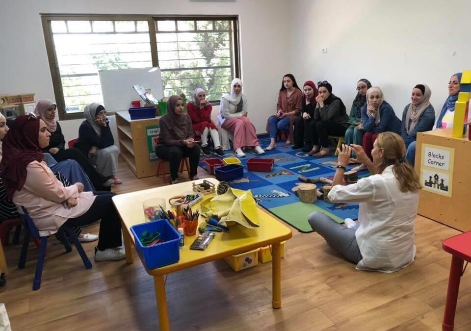 Jordan Worker Rights Groups Hail Opening of Child Care Centers
