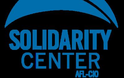 Solidarity Center logo