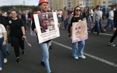 Belarus Crackdown Violates Worker, Human Rights, Say Rights Experts