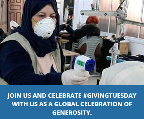 #GivingTuesday: Join Us! Help Us Reach Our Goal!
