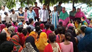 Solidarity Center Workers Empowerment and Participation Program, Bangladesh, garment factory, worker rights