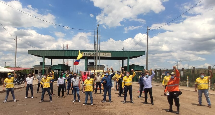 Colombian Workers Connect Clean Energy, Good Jobs