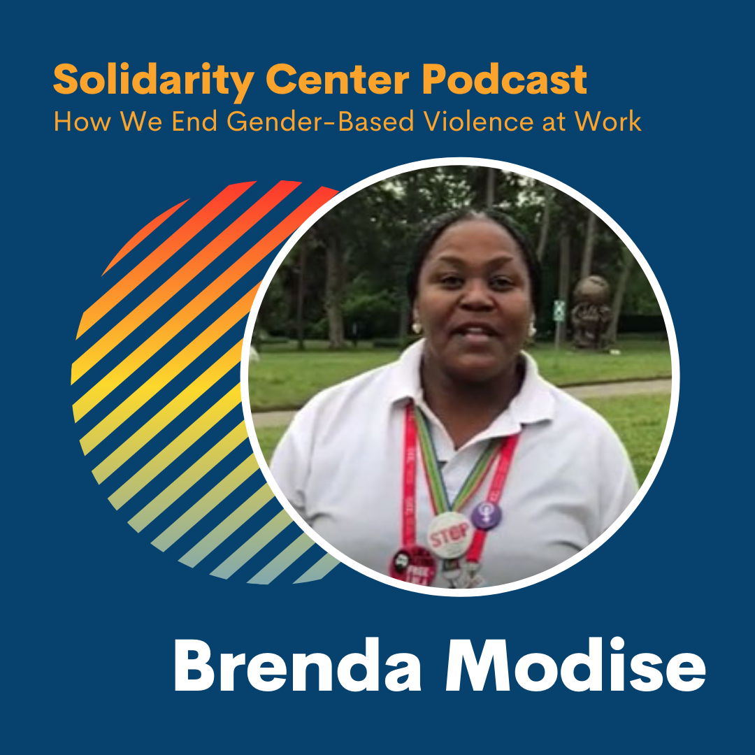 Billions of Us, One Just Future: Solidarity Center Podcast Launches Today