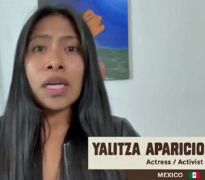 Essential Worker summit, Yalitza Aparico, Solidarity Center