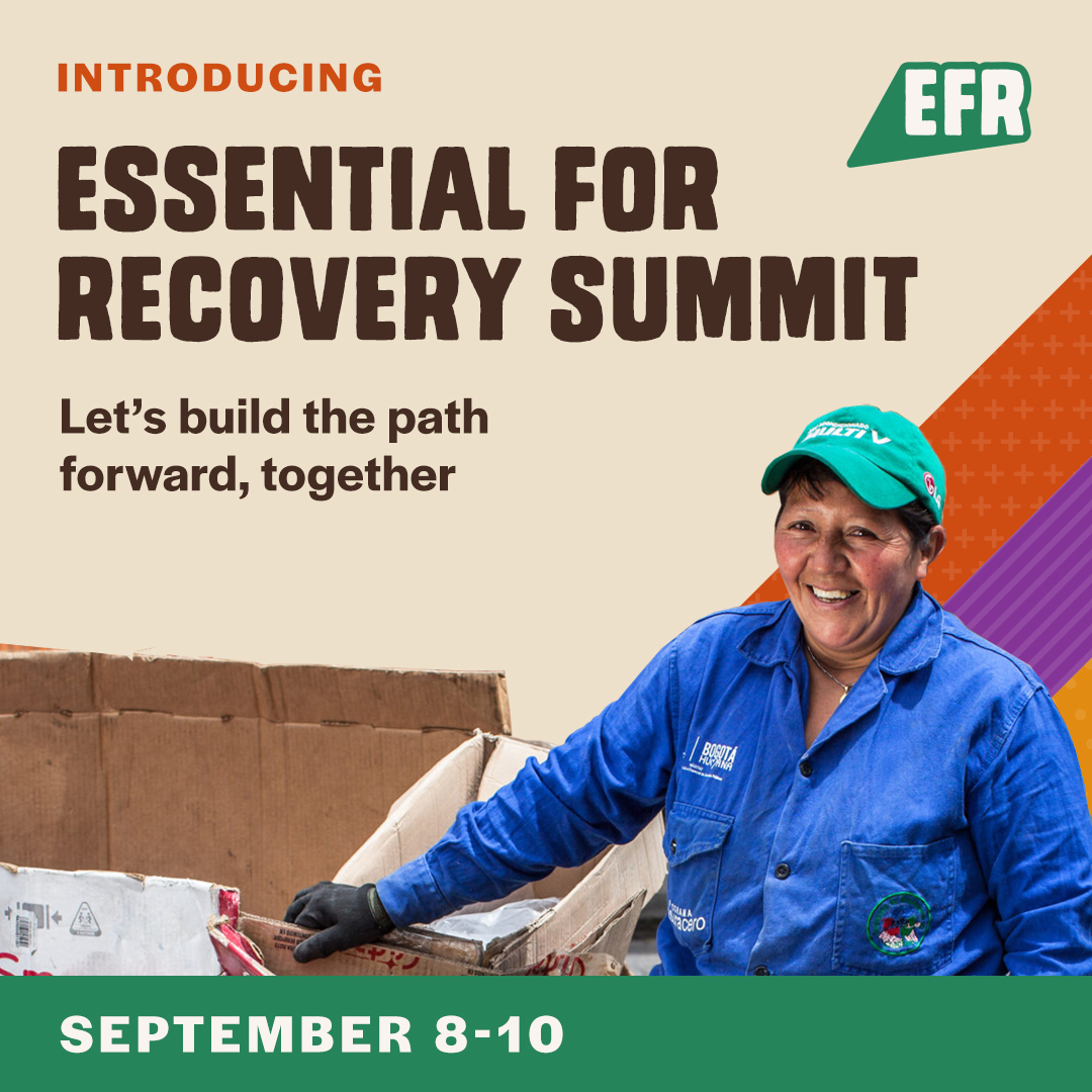 Essential Workers Summit: Building a Just Future for All
