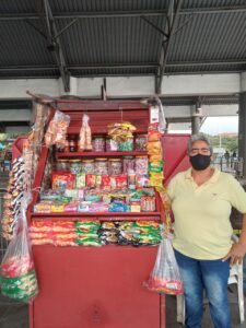 Brazil, street vendors, informal economy workers, worker rights, Solidarity Center